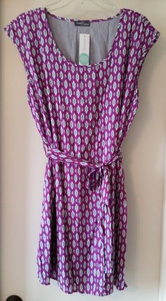 May 2016 Stitch Fix Market & Spruce Aerin Dress (Purple) https://www.stitchfix.com/referral/4371189 #StitchFix #MarketSpruce