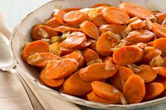 Caramelized Carrots & Onions