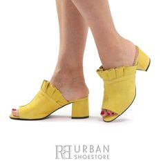 Heeled Mules, Casual, Shoes, Fashion, Shoes Outlet, Fashion Styles, Shoe, Footwear, Fashion Illustrations
