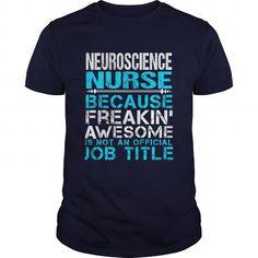 NEUROSCIENCE-NURSE T-Shirts, Hoodies (21.99$ ==► Order Here!)