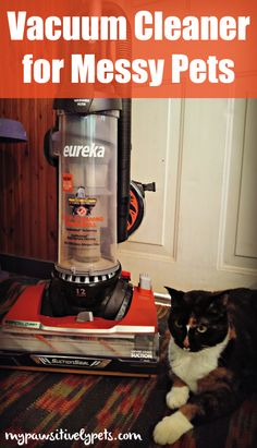 Vacuum Cleaner for Messy Pets | Eureka Brushroll Clean | Pawsitively Pets