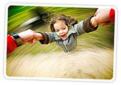 "Spinning: Delightfully Joyous Photos via ""Humans Reaching High Levels of Orbital Angular Momentum"" — #Photography"