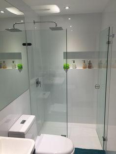 El baño del cuarto dos