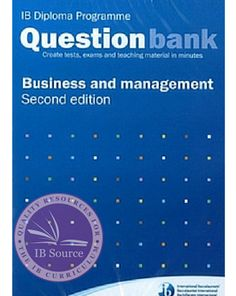 Business management for the ib diploma study and revision guide ib questionbank business and management ibo publishing ibsource isbn 9781906345396 fandeluxe Image collections