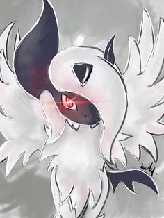 Mega Absol by FireflyThe5th on DeviantArt