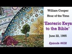 William Cooper - Esoteric Keys to the Bible (Full Length)