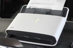 """How I went from 3 years worth of crap to paperless in 1 day using the NeatDesk document scanner"" Review by @mpanzarino. $399"