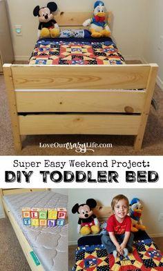 Cheap Toddler Beds Under