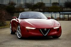 New 2014 Cars Coming In | 2014 Alfa Romeo Spider Price and Release | Future Cars 2014