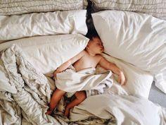 Nos petites astuces pour réussir à faire dormir un bébé