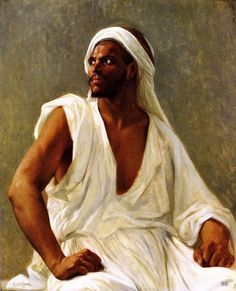 Portrait of an Arab 1875 Alexandre Cabanel