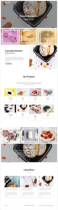 Scala | Multi-Purpose Onepage - Multipage Template | Wedding templates