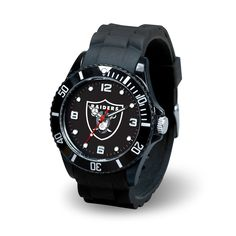 Oakland Raiders Men's Sports Watch - Spirit