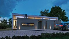 Memory house in Mercedes by +Arqs 02