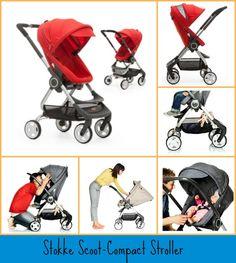 In love! @STOKKE® Scoot Stroller