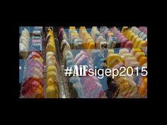 Sigep 2015 – Il mondo della gelateria e del dolciario artigianale