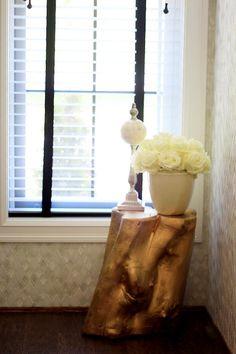 Home   Jillian Harris - spray paint moms tree table??