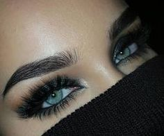 Brow color for new hair
