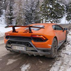 Lamborghini Huracan Performante #Lamborghini