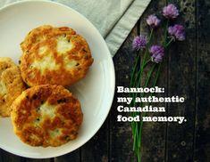Family Feedbag: Bannock: my authentic Canadian food memory Bannock Recipe, Food Network Recipes, Cooking Recipes, Bread Recipes, Heritage Recipe, Canadian Food, Canadian Recipes, Thinking Day, Fruit Recipes