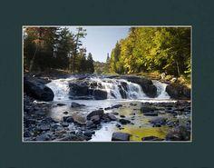Buttermilk Falls, near Long Lake, NY