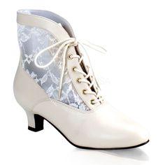 I Am A Shoe Enthusiast Vintage Victorian Wedding Shoes