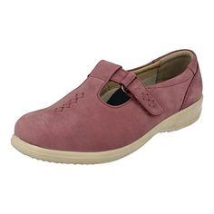Padders , Damen Mary Jane Halbschuhe Pink rose - Mary jane halbschuhe (*Partner-Link)