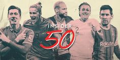 The best 50 players in world soccer in 2020, according to Insider - Insider