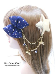Love the white and blue~