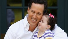 "http://www.lovethatmax.com/2012/01/santorum-effect-what-ricks-showing.html: ""Today, Rick Santorum returned to the campaign trail after taking a weekend absence to be with his 3-year-old, Bella, who had pneumonia. She made what he called a ""miraculous turnaround."" Still, Bella's health is a constant concern for the former Pennsylvania senator and his family. Bella has Trisomy 18, a genetic disorder that can cause abnormalities in the heart, brain, stomach and other organs. .. As parents of ki..."