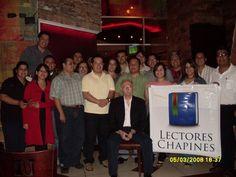 Fotos de la reunión del 6 de marzo,   Francisco Pérez de Antón
