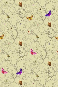 Butterflies by Timorous Beasties