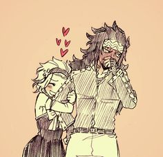So much love, he can't handle it!!! >~<