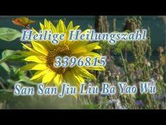 San San Jiu Liu Ba Yao Wu - 3396815 - Heilige Heilungszahl - Dr. Zhi Gang Shah - YouTube