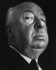 Sir Alfred Hitchcock - English film director and producer. He pioneered many techniques in the suspense and psychological thriller genres. He directed several movies from the books of famous authors. Quote Movie, Film Quotes, Movie Tv, Alfred Hitchcock Quotes, Hitchcock Film, Kino Box, Tv Star, Fritz Lang, Martin Scorsese