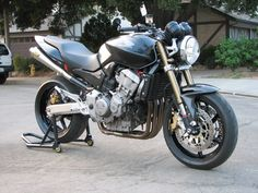 2004 honda 599 modified - Google Search