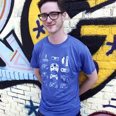 Control Freak Tee Men's, $20, now featured on Fab.