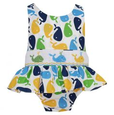 Whales Swimsuit