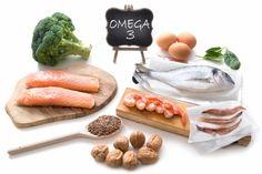 Les aliments riches en Oméga 3