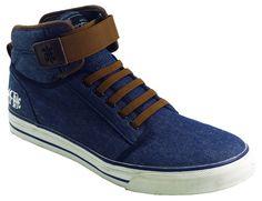 Medio Denim / Jeans / Canvas #sneakers Material: Canvas, Denim