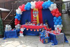 Paw Patrol Birthday Party Ideas | Photo 9 of 12 | Catch My Party