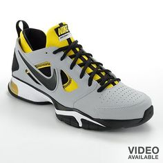 Nike Air Compete TR 2 High-Performance Cross-Trainers