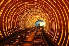 Bund Tunnel, Shangai