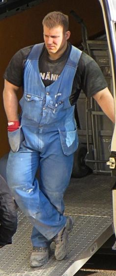 Working Man, Construction Worker, Work Wear, Overalls, Men, Clothes, Style, Fashion, Outfit Work