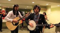 The Avett Brothers Sing, Amazing Grace - YouTube