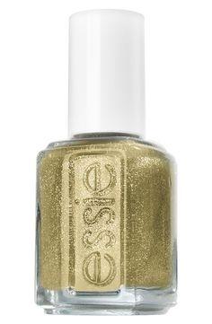 Essie 'Golden Nuggets' #stockingstuffer