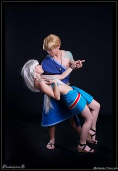 """Kida by Lily-on-the-moon.deviantart.com on @deviantART - Kida and Milo from """"Atlantis: The Lost Empire"""", uploaded by the former"""