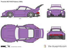 Blender 3d, Dragon Tattoo Vector, Bike Cart, Cool Car Drawings, Airplane Drawing, Rauh Welt, Porsche 993, Car Vector, Auto Design