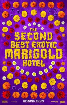 The Second Best Exotic Marigold Hotel (2015) on IMDb: The Second Best Exotic Marigold Hotel is the expansionist dream of Sonny (Dev Patel), and it's making more claims on his time than he has available, c
