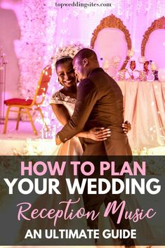 From first dance to your reception entrance, you'll definitely need to plan your wedding reception music! Grab this ultimate guide and wedding songs list for your reception now. Popular Wedding Songs, Wedding Song List, Wedding Party Songs, Wedding Reception Music, Wedding Playlist, Wedding Humor, Wedding Dj, Wedding Reception Decorations, Plan Your Wedding